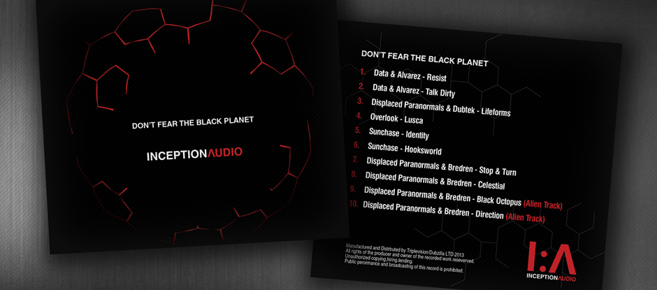 Checkout our Release on Inception Audio