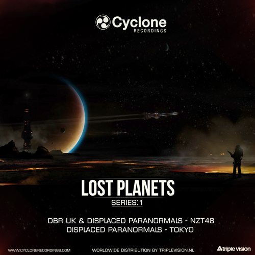 Lost Planets EP